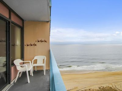 Photo for FREE DAILY ACTIVITIES!!! OCEAN VIEWS!  This luxury vacation duplex has a spectacular view of the Ocean