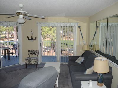 Photo for Family Friendly 2 bedroom, 2 bath, with great resort amenities(1107M)