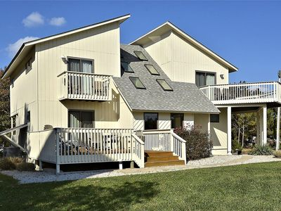 Photo for LINENS INCLUDED*! CLOSE TO BEACH!  COMMUNITY POOL & TENNIS/REHOBOTH BEACH NORTH SHORES Come and relax in this spacious 4 bedroom, 3 1/2 bath contemporary home