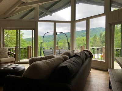 Photo for Family Fun, Epic Views and Tons of Adventure: Steps away from Mount Snow
