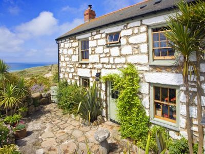 Photo for Whitebreakers, Cottage, Garden, Sea-views, Amazing Location By Beach