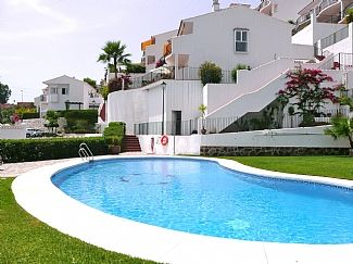 Photo for Well Equipped Town House in El Porton de Mijas with Panoramic Coastal Views
