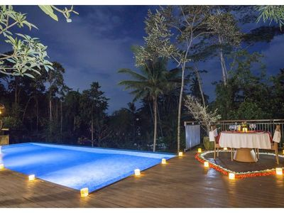 Photo for 6BR Family Private Pool Villa with Jungle View