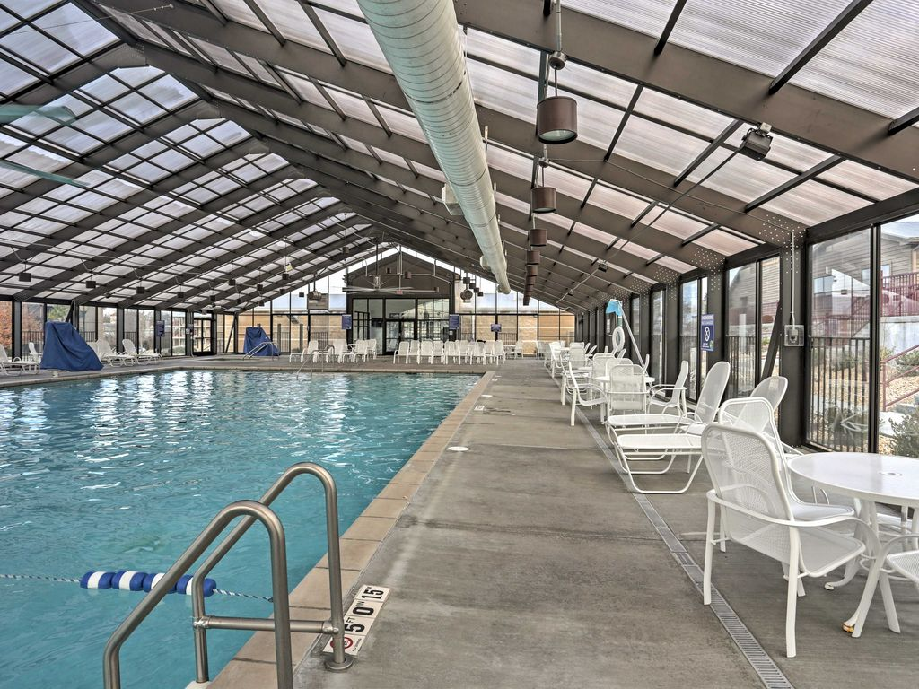 Condo W Indoor Pool Amp Patio Near Branson La Vrbo