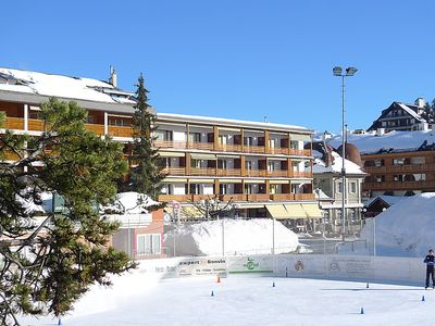 Photo for Apartment Le Farinet  in Crans - Montana, Valais - 2 persons, 1 bedroom