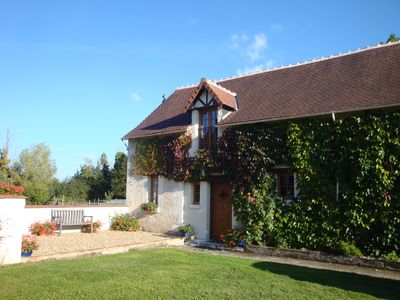 Photo for Wonderful Gite With Large Private Garden, Heated Pool for The Perfect Holiday!