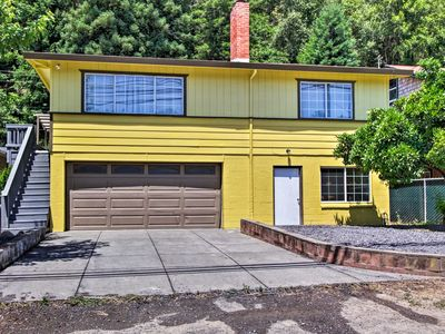 Photo for NEW! Guerneville Home, Walk to the Russian River!