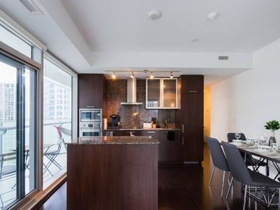 Photo for Fabulous Modern Condo by the Lake/CN Tower
