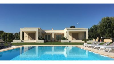 Photo for Beautiful holiday home with swimming pool