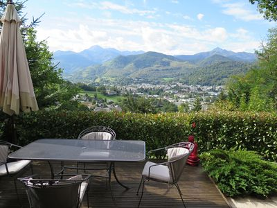 Photo for Comfortable Apartment With Stunning Views Of The Pyrenean Mountains