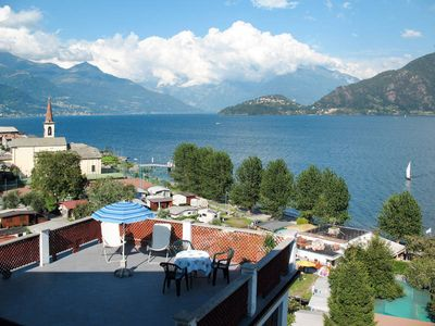 Photo for Apartment Casa Banca  in Pianello Lario (CO), Lake Como - 6 persons, 2 bedrooms