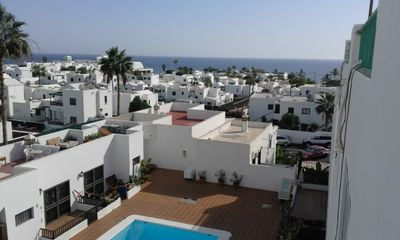 Photo for Cosy Apartment with Sea Views. Private internet,uk tv ,airconditioning