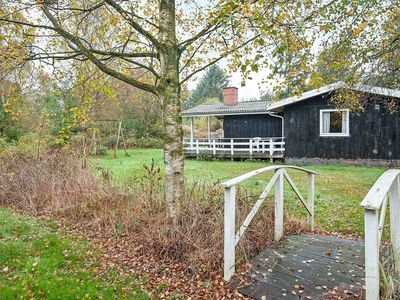 Photo for Cozy Holiday Home in Grenaa near Beach