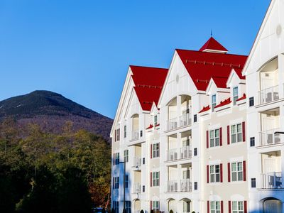 Photo for South Mountain Resort, Lincoln, New Hampshire, Studio