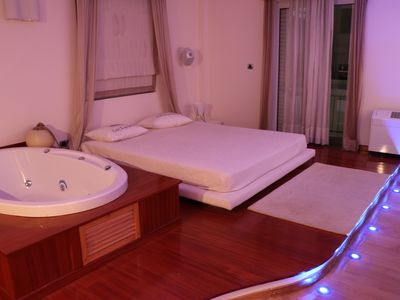 Photo for Central Luxury Apartment with Jacuzzi - Nafpaktos