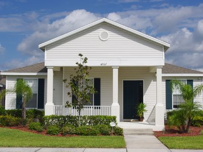 Photo for Serendipity Florida, Charming Villa with pool & spa -