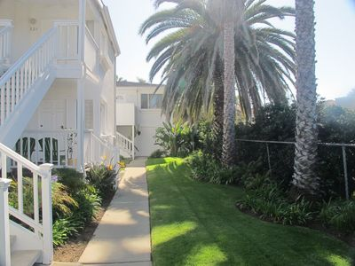 Villa Blanca is a six unit vacation rental complex steps to the beach!