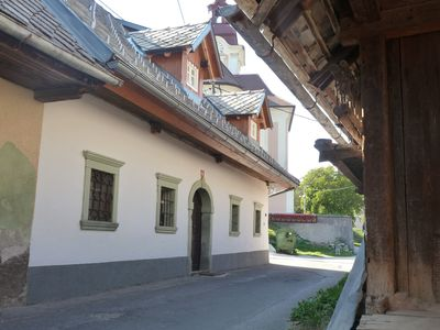 Welcome to The Alpine Retreat - a classic traditional Slovene farm house.