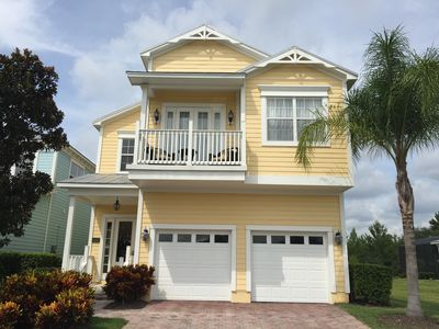 Photo for Reunion 5 Bd, Screened Private Pool, 6mi to Disney, FREE Waterpark Access