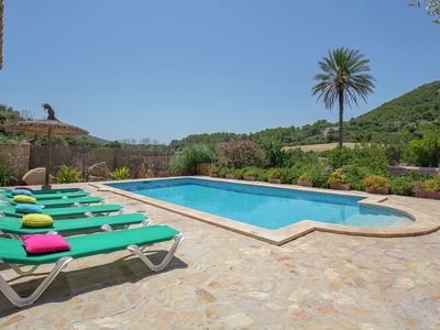 Photo for Charming Mansion in Felanitx with Private Swimming Pool
