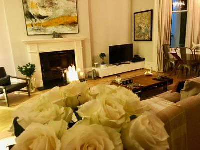 Photo for Luxurious 2 bedroom / 2 bathroom design apartment In the heart of Kensington