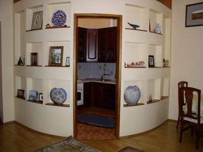 Photo for One bedroom. 11 Pushkinska. Centre of Kiev