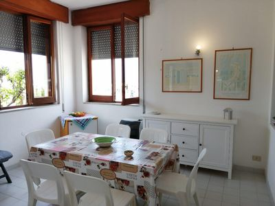 Photo for Casa Blu - very central and seafront apartment.