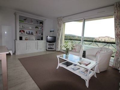 Photo for Nice apartment of 64 m² on the 2nd floor for 4 people 100 m from the beach with WIFI
