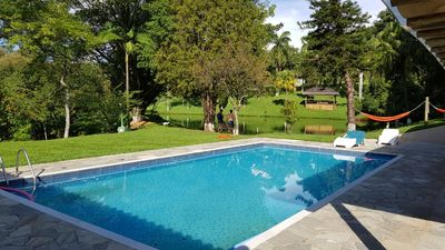 Photo for Wonderful Sitio San Francisco, Porto Feliz - pool, barbecue and field