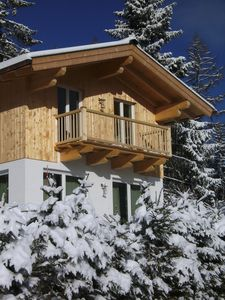 Photo for Chalet ZWERGERLHAUS Skiing Hiking Well-being-500 m to the middle station Rote8