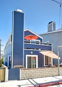 Photo for Oceanside Beach Lower Duplex 7 Houses from Sand! Huge Outdoor Patio!
