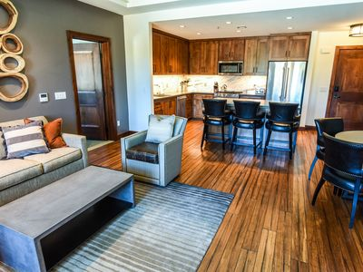 Photo for Luxury2Br Residence steps from Heavenly Village & Gondola
