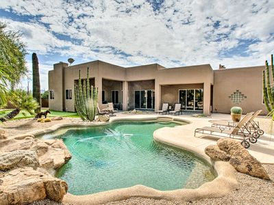 Photo for Designer Scottsdale Ranch: Pool, 4Mi to Troon Golf
