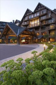 Photo for Luxury 1 BR  Condo at The Lodge at Spruce Peak - Discount to Hotel Rates