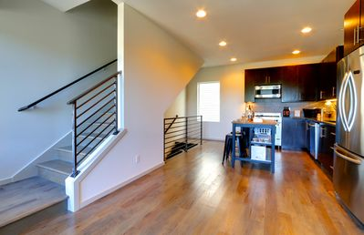 Photo for Gorgeous Ballard modern 3 bedroom townhome + patio