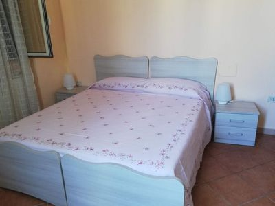 Photo for Refreshing Holiday Home in  Terme Vigliatore with Garden