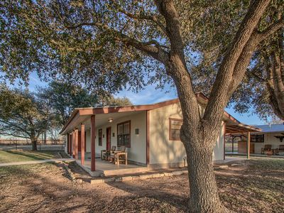 Photo for 1BR Cabin Vacation Rental in Fredericksburg, Texas
