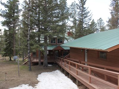 Photo for Trl Mtn-Newly Remodeled Cabin at Terry Peak, Game Room, Hot Tub, WiFi, AC