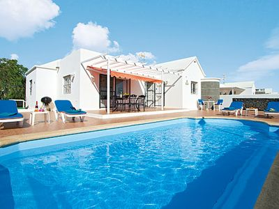 Photo for Modern villa in popular area with a pool and spacious surroundings for plenty of relaxation