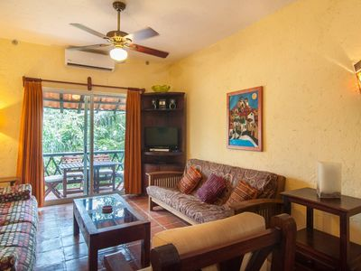 Photo for Charming boho condo steps from beach and 5th Ave!