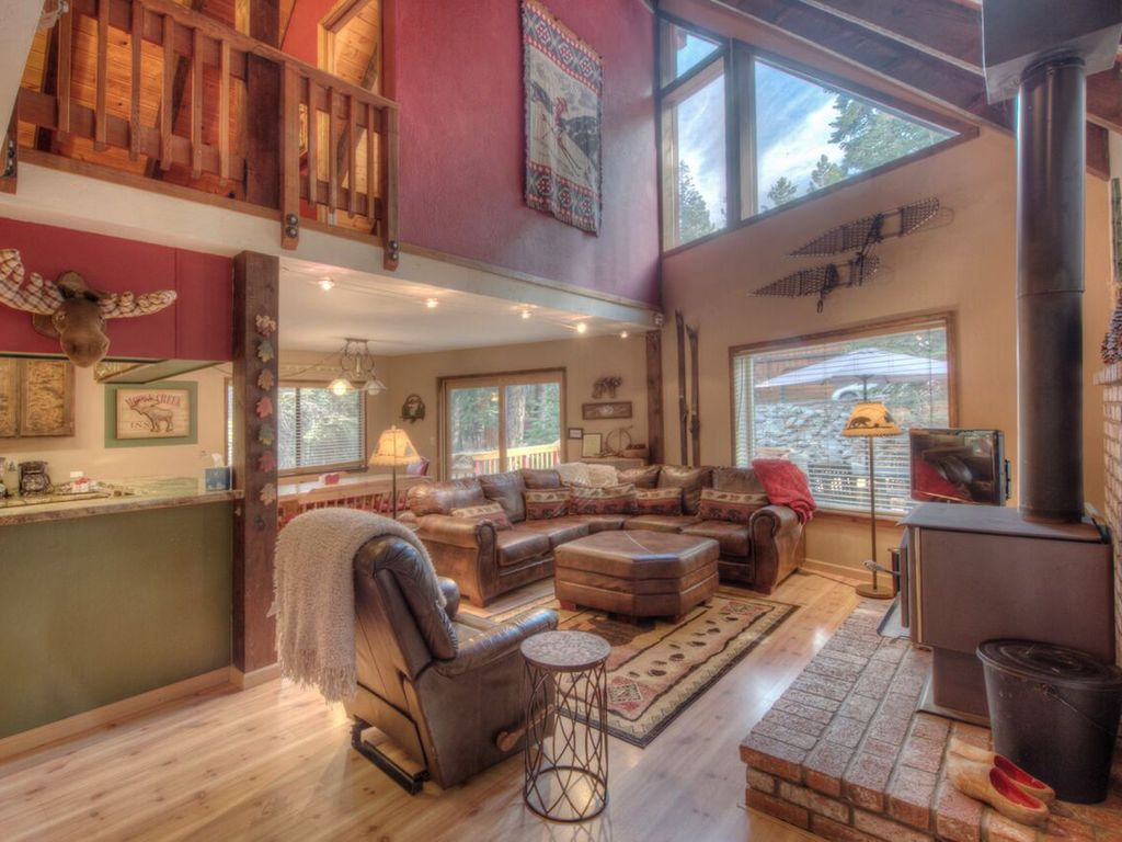 G8t Kings Beach Cabin With Wraparound Sunny Vrbo