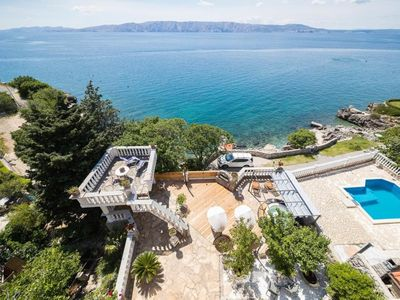 """Photo for """"Adriatic Junior Suite"""" with covered terrace directly on the sea"""