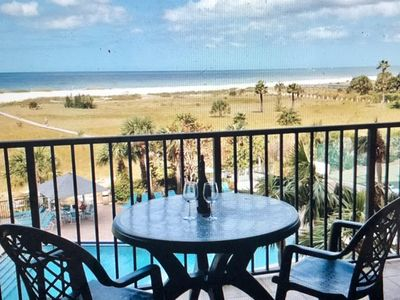 Photo for Oceanfront Getaway With Spectacular Views In Landmark Towers I 4th Floor