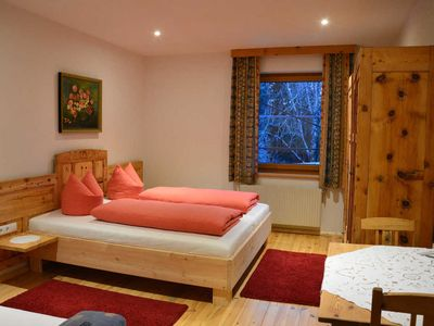 Photo for 2-room apartment with balcony - Nattererboden - rooms and apartments