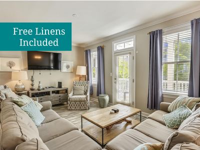 Photo for Exquisite Townhome in Gated Resort - Free Linens!