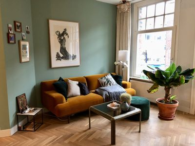 Photo for Arty and comfortable apartment