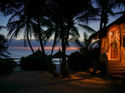 Photo for The most romantic house on Tulum beach!