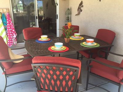 Patio Taable