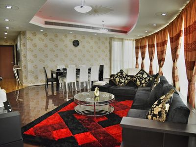 Photo for Luxury 4 Bedroom Apartment in Horizon Towers