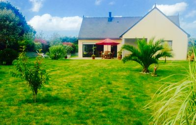 Photo for New Villa, Modern, In Peace, 4km De La Mer Near Treguier Paimpol